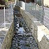 Ufermauern des Mäusebornbaches